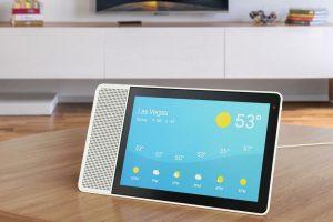 MWC 2018: Lenovo Smart Display — гибрид «умной» колонки и планшета»