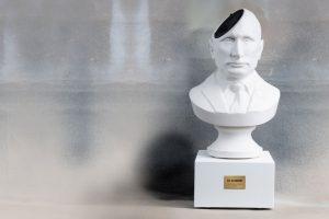 Sound of Power продаёт акустические системы в виде бюста Путина»