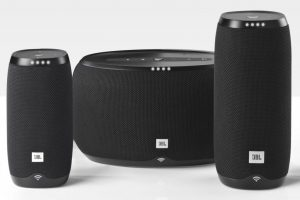 IFA 2017: смарт-акустика JBL LINK 10, LINK 20 и LINK 300 с голосовым управлением через Google Assistant»
